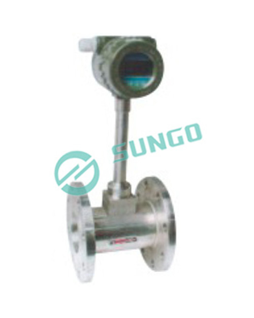 LUGB series flange connection electromagnetic flowmeter